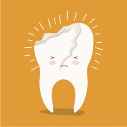 Broken-tooth-cracked-tooth
