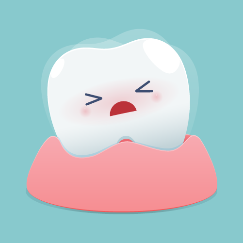 Dental Trauma Dislodged Tooth